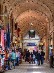 Kashan Bazaar, Kashan, Isfahan Province, Iran (CamelKW) Tags: 2017 iran isfahan kashan kashanbazaar isfahanprovince