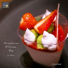 #namasteindia Let's celebrate #StrawberriesAndCreamDay with Chef @saurabh.shahi's (of @conradpune) #Droolicious creation. @aawesome_clicks @thepunefoodie @punekarseatout @indianfoodtales @puneinstagrammers @punefoodexplorer @foodbloggerai @foodtalkindia @ (WhyCallSarah) Tags: may 21 2017 0415am namasteindia lets celebrate strawberriesandcreamday with chef saurabhshahis of conradpune droolicious creation aawesomeclicks thepunefoodie punekarseatout indianfoodtales puneinstagrammers punefoodexplorer foodbloggerai foodtalkindia foodloversindia tastypune