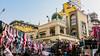 IMG_43473 (Manveer Jarosz) Tags: bharat bombay hindustan india masjidbandarwest mohammedaliroad mumbai bras contradiction hanging lingerie market masjid mosque shop vendor