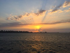 Sunset 🌅 Rays