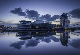 The sun does rise in Salford