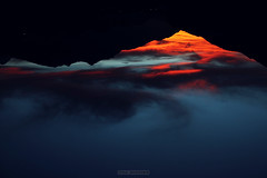 Catena vulcanica (violagregorini) Tags: photography fotografia italy italia art photographer landscape lake iseolake calcamonica vallecamonica venezia venice sun sunset