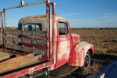 Truck with ambition (335semi) Tags: australia nsw outback silverton brokenhill fujixt2 truck