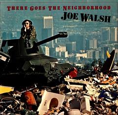 8 - Walsh, Joe - There Goes The Neighborhood - D - 1981 (Affendaddy) Tags: vinylalbums joewalsh theregoestheneighborhood wea asylum as52285 germany 1981 usrockmusic guitaristvocals 20thcentury collectionklaushiltscher
