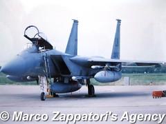 "McDonnell Douglas/Boeing F-15C ""Eagle"" (Marco Zappatori's Agency) Tags: mcdonnelldouglas boeingcompany f15ceagle unitedstatesairforceeurope usafe marcozappatorisagency"