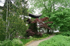 Chinese Scholar's Garden, Staten Island Botanical Garden, Snug Harbor