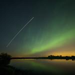 International Space Station, Central Alberta thumbnail