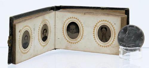 Mini Tintype Album ($358.40)