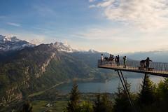 top of interlaken (tinfrey) Tags: 2017 canonef1635mmf40lisusm canoneos6d berneroberland cantonofberne harderkulm interlaken lake may mountains switzerland viewpoint
