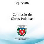 Comissão de Obras Públicas 23/05/2017