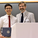 Felix So, Distinction in Psychology; Robert Wickesberg