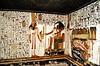 E905/0401 (tracey.berry) Tags: 1255bc 13thcenturybc 2ndmillenniumbc afterlife ancient ancientworld antiquity archaeological archaeology archeology architecture bookofthedead burialground burialsite burialtomb chamber classical deity egypt egyptianqueen egyptianroyalty egyptology fresco funerary glyph glyphs god guide headdress hieroglyph hieroglyphics hieroglyphs historical history human icon icons luxor mural nefertari nefertaristomb offering painting people person presenting queennefertari qv66 ramassesii ramesses ramsesii ramssesii royal royalty subterranean symbol symbols thebannecropolis thebes thoth tombofqueennefertari underground underworld valleyofthequeens