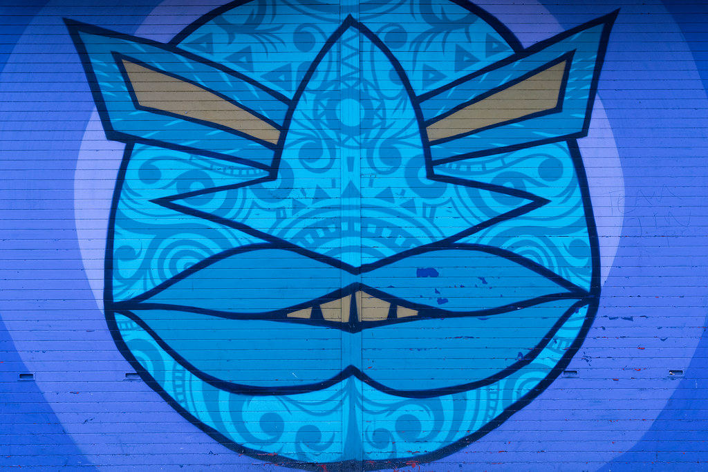 STREET ART AND GRAFFITI IN BELFAST [ANYTHING BUT THE FAMOUS MURALS]-129164