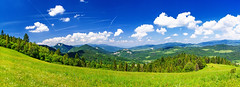 The Pieniny Mountains