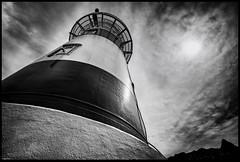 The Palliser Series #7 Lighthouse #4 (niggê) Tags: newzealand wairarapacoast northisland southernocean cookstrait tasmansea southpacificocean sonyilce7rm2 sony sonya7rii sonylens sony247028gm fe2470mmf28gm fe2470gm fishing surf beach lagoon wild shingle flotsam jetsam binkiebickerton cloudsstormssunsetssunrises mangatoetoe howlingwind squall lighthouse fresnel monochrome bw blackandwhite therebeastormabrewin