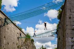 Grenoble02 (df38photo) Tags: accrobranche grenoble à la bastille photo