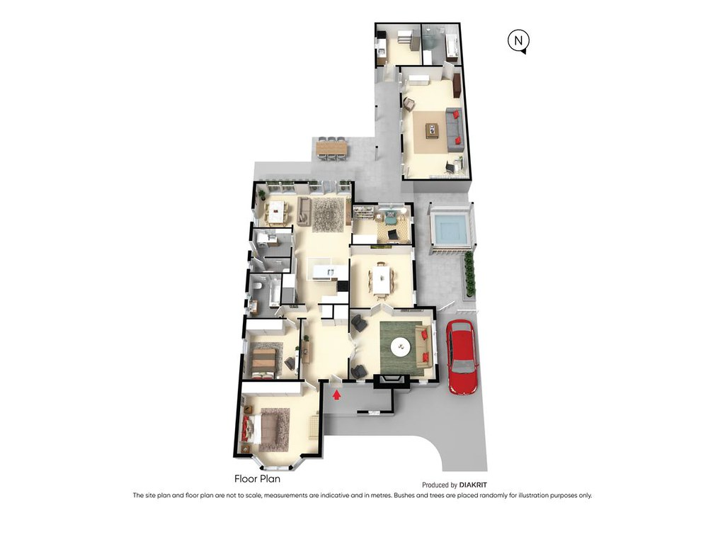14 Morgan Street floorplan