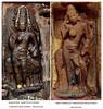 "Ardhanarisvarar (Vice-Versa ) @ Karanthai and Thiruvedikudi-Thanjavur (Kalai ""N"" Koyil) Tags: nikon d 5200 50mm karanthai kalainkoyil karunthittangudi thiruvedikudi vashistesvarartemple vedapurisvaratemple thanjavur district southindiantemple architecture kingdom cholas aditya1style uthamacholastyle"