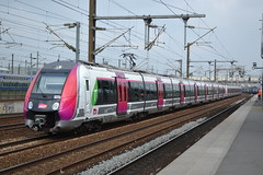 SNCF Transilien 182HE 50363 - 50364 (Will Swain) Tags: stade de france st denis 10th april 2017 train trains rail railway railways transport travel vehicle vehicles europe french voyage paris capital city centre parisien ile îledefrance île sncf société nationale des chemins fer français transilien 182he 50363 50364 182 he