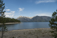 """Jackson Lake from Lakeshore Trail • <a style=""""font-size:0.8em;"""" href=""""http://www.flickr.com/photos/63501323@N07/34907181256/"""" target=""""_blank"""">View on Flickr</a>"""