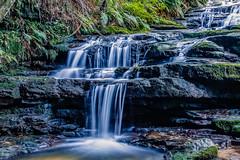 Leura Cascades.jpg (mailrobertsev) Tags: bluemountainsnationalpark newsouthwales australia au leura cascades canon 6d