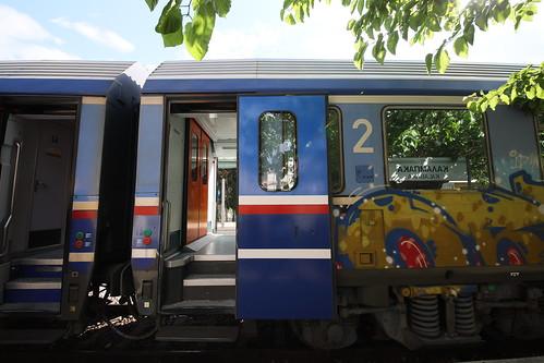 2017-05-18 熊喵希臘蜜月行 - 卡蘭巴卡火車站