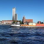 Nieuwe Maas, Erasmusbrug, Rotterdam, Netherlands - 5006 thumbnail