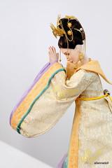 Empress Dowager (aladol1) Tags: empress dowager serial ki dollooak dollhybrid allannadoll 100silkdress jewelryooak
