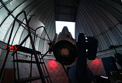 BigScope1a (Wolfram Burner) Tags: uoregon uofo uo universityoforegon pmo pine mountain observatory astronomy dome telescope wolfram burner