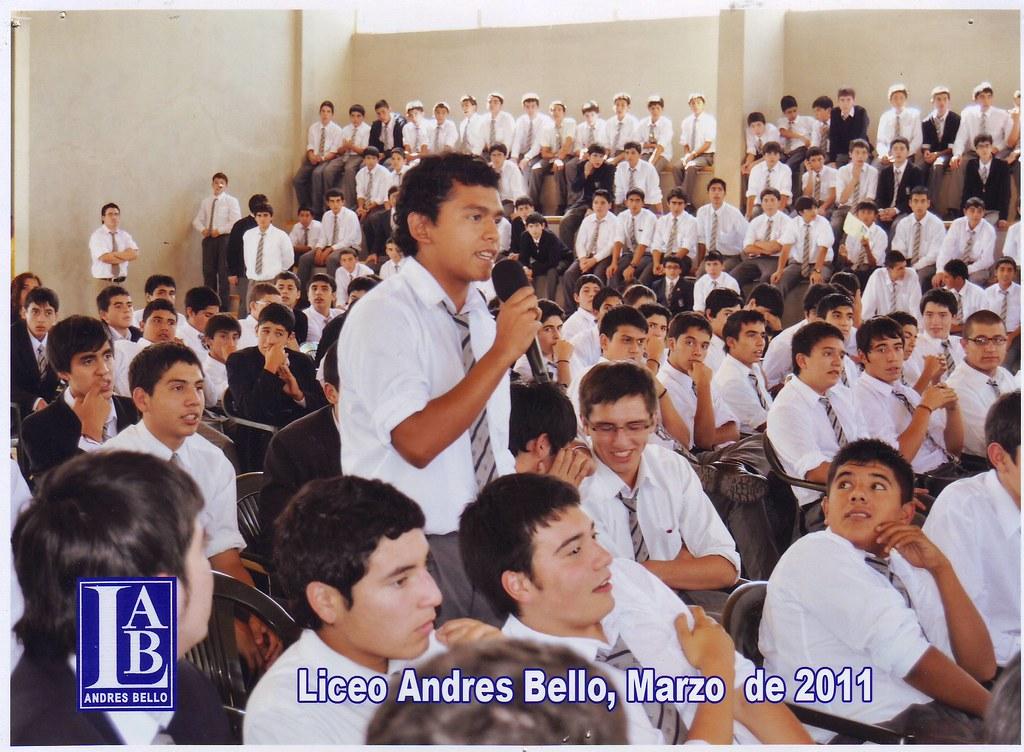 Andres bello liceo porn video