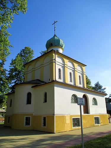 Pravoslavný kostel svatého Cyrila a Metoděje