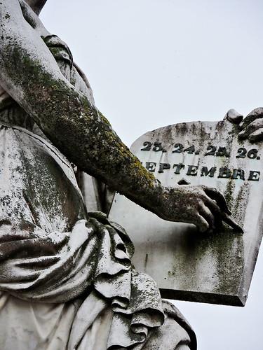 1830 Belgian Revolution monument, Place Des Martyrs, Brussels