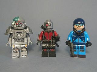 Injustice 2 villains