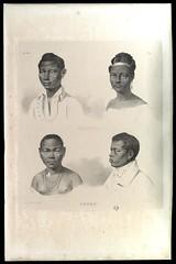 Negros de Benguela e Congo (BNDigital) Tags: negro negra head cabeça casal escravos african