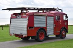 Angus Area - GYJ40 (matthewleggott) Tags: east coast run 49th sewerby bridlington hull fire engine appliance angus area gyj40 karrier gamecock carmichael