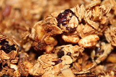 Granola (rromeophotography) Tags: granola food homemade breakfast colazione croccante fattoincasa closeup primopiano