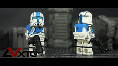 Niner - Imperial Commando (AndrewVxtc) Tags: lego star wars custom clone imperial commando niner waterslide decals minifigure andrewvxtc