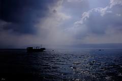 Sea of Galilee (❀Janey Song) Tags: galilee lake water view boat travelling israel