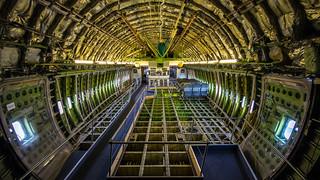 Stripped Boeing 747-2, Speyer, 20170617