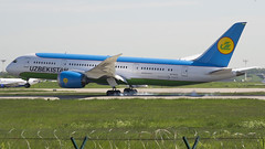 UK78702 Uzbekistan Airways Boeing 787-8 Dreamliner (natan_ivanov83) Tags: uudd domodedovo dme spotting dreamliner