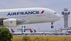 LAX/KLAX: AirFrance Airbus A380-861 F-HPJJ (Roland C.) Tags: airfrance af skyteam airbus a380 a388 a380861 fhpjj lax klax losangeles airport california usa