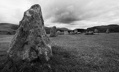 Castlerigg (pedalpusher139) Tags: castlerigg stonecircle cumbria blackandwhite outdoors wideangle