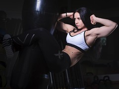 Fitness (salas-3) Tags: nikond750 photography people one body fit light gym training strong woman fitness