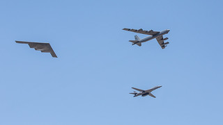 Air Force In Service Bombers