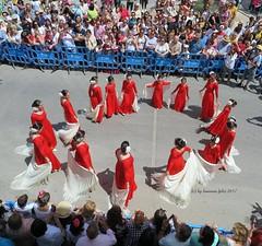 Día de San Isidro-Romería en Alameda (Málaga) (lameato feliz) Tags: baile romería alameda fiesta