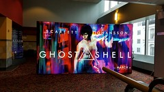 Entertainment, Ghost in the Shell, Backlit Graphic