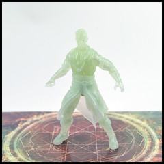 1 Year In A Toybox 3, 148_365 - Doctor Strange [Astral Projection] (Corey's Toybox) Tags: actionfigure figure toy doctorstrange drstrange movie 2pack marvel hasbro marvellegends 375 astralprojection