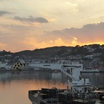 Dawn over Oban Bay  Up early to catch the ferry to Coll Mollie on Tour - Day 10 thumbnail