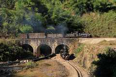 I_B_IMG_0628 (florian_grupp) Tags: asia myanmar burma train railway railroad shan namtu namtumines namtuminesrailway southeast 610mm twofeet narrowgauge old industry industrial mountains steam locomotive ore mine spiral circle viaduct