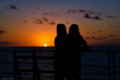 Pôr do Sol - Atlântico (jacqueline_am) Tags: atlantico mar pordosol crepusculo natureza br